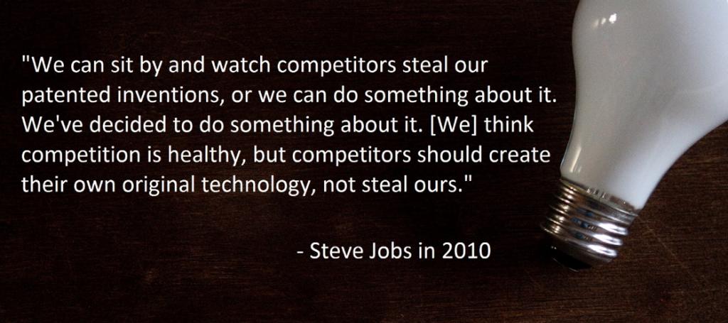 Steve Job's quotation