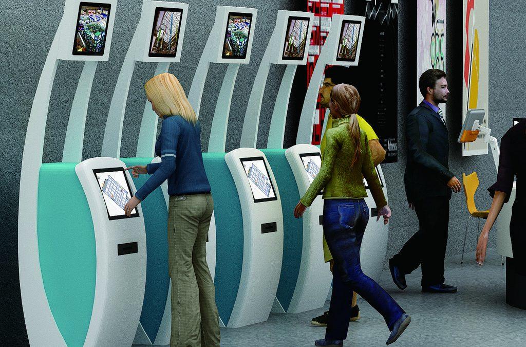 Immersive Experiences: Digital Signage and Social Media Improving Customer Engagement - Futurum