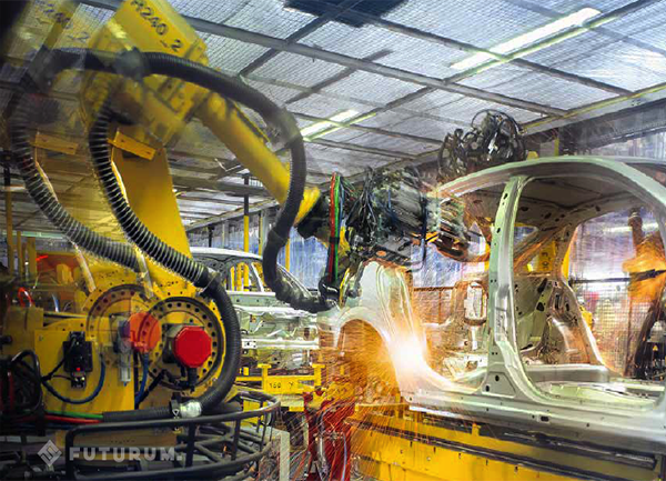 Accelerating Digital Transformation For Industrial Machinery & Components  Manufacturers - Futurum Research