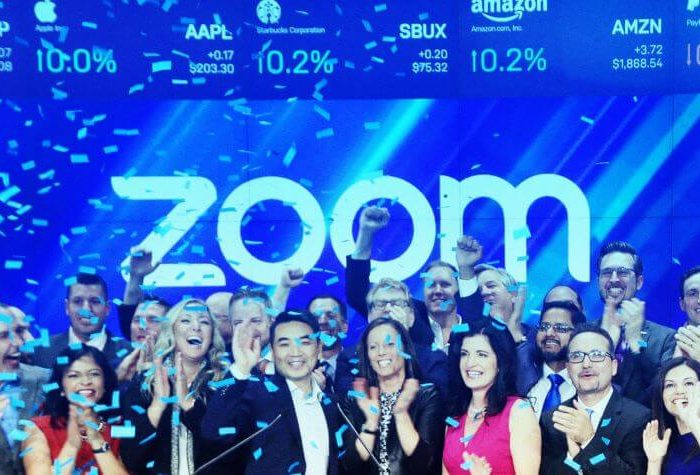 When does zoom ipo