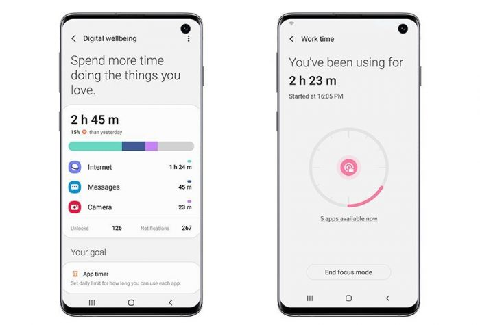 SDC19: Samsung Innovates The Mobile Experience With One UI 2