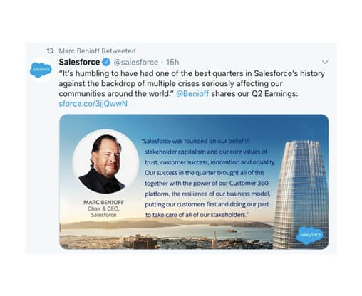 Salesforce Extends Its Work From Home Policy: Gives Parents 6 More Weeks Vacation