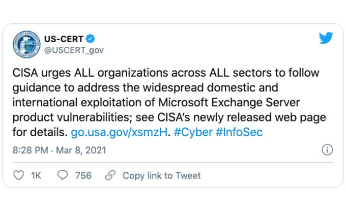 Microsoft Exchange Server Attack Highlights an Issue With On-Prem Software