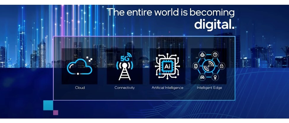 Intel's Computex 2021 Announcements Focus on Post-Pandemic Life and an Ongoing Commitment to Driving Innovation