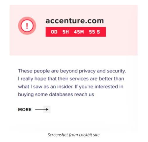 Accenture.com screenshot