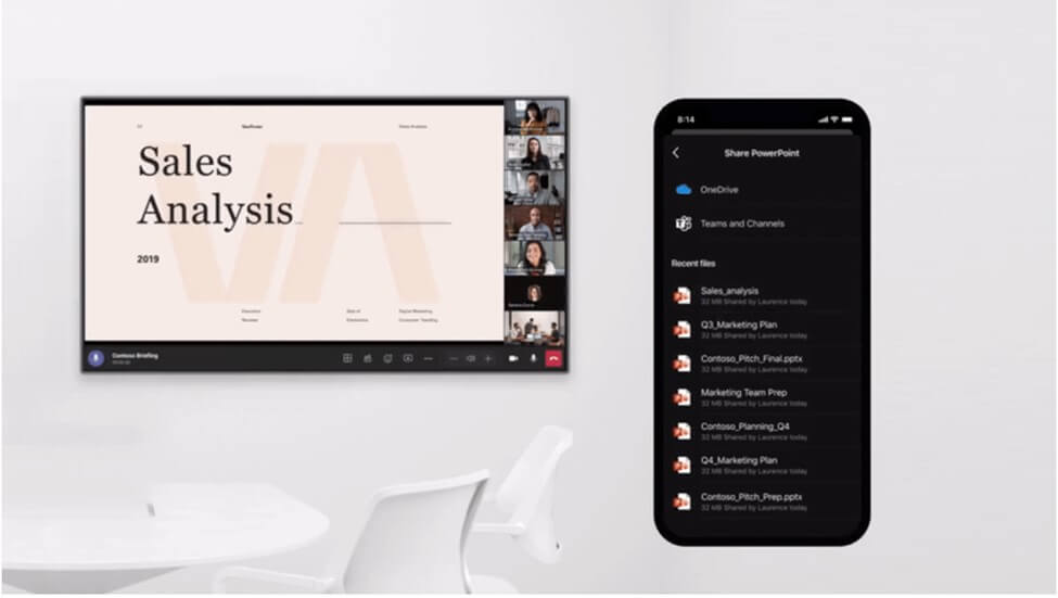 Microsoft Adds New Features to Teams to Support Hybrid Work and Enabling Collaboration
