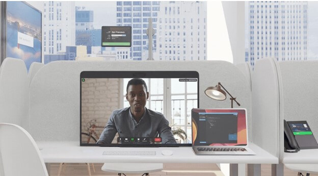 Zoom's Hot Desking functionality